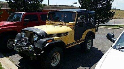 1974 Jeep CJ-5 for sale 100846300