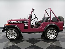 1974 Jeep CJ-5 for sale 100846777