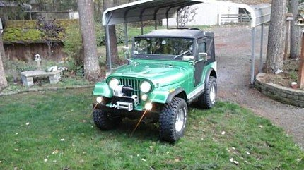 1974 Jeep CJ-5 for sale 100839401