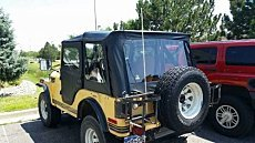 1974 Jeep CJ-5 for sale 100846300