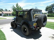 1974 Jeep CJ-5 for sale 100846302