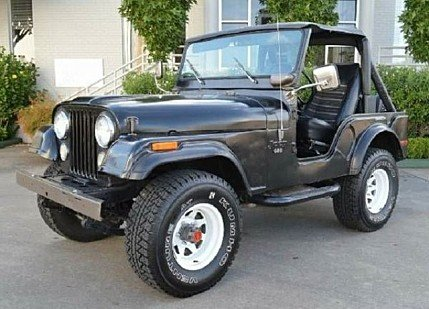 1974 Jeep CJ-5 for sale 100877971