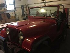 1974 Jeep CJ-5 for sale 100904348