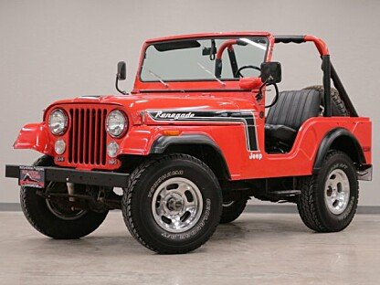 1974 Jeep CJ-5 for sale 100907817