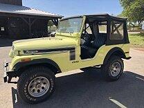 1974 Jeep CJ-5 for sale 100979466