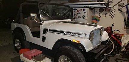 1974 Jeep CJ-5 for sale 100984189