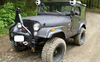 1974 Jeep CJ-5 for sale 100996693