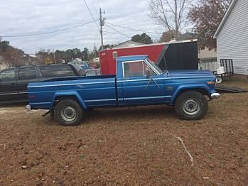 1974 Jeep J20 for sale 100859679