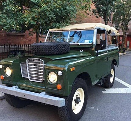 1974 Land Rover Series III for sale 100818224