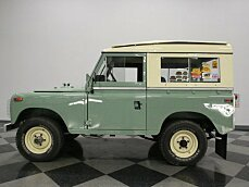 1974 Land Rover Series III for sale 100944573