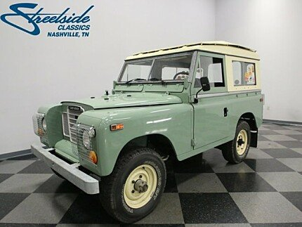 1974 Land Rover Series III for sale 100947716