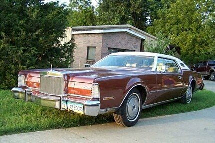 1974 Lincoln Continental for sale 100829201