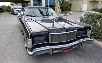 1974 Lincoln Continental for sale 100955922