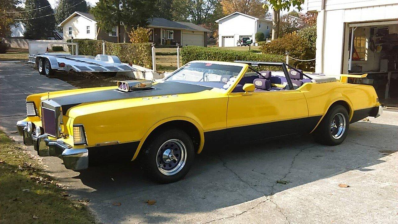 1974 Lincoln Mark IV for sale near JOHNSTOWN, Pennsylvania 15904 ...
