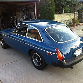 1974 MG MGB for sale 100730720