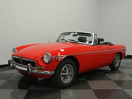1974 MG MGB for sale 100747532