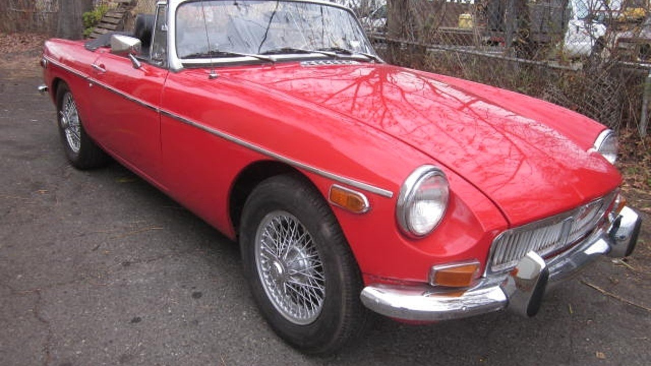 1974 MG MGB for sale 100765121