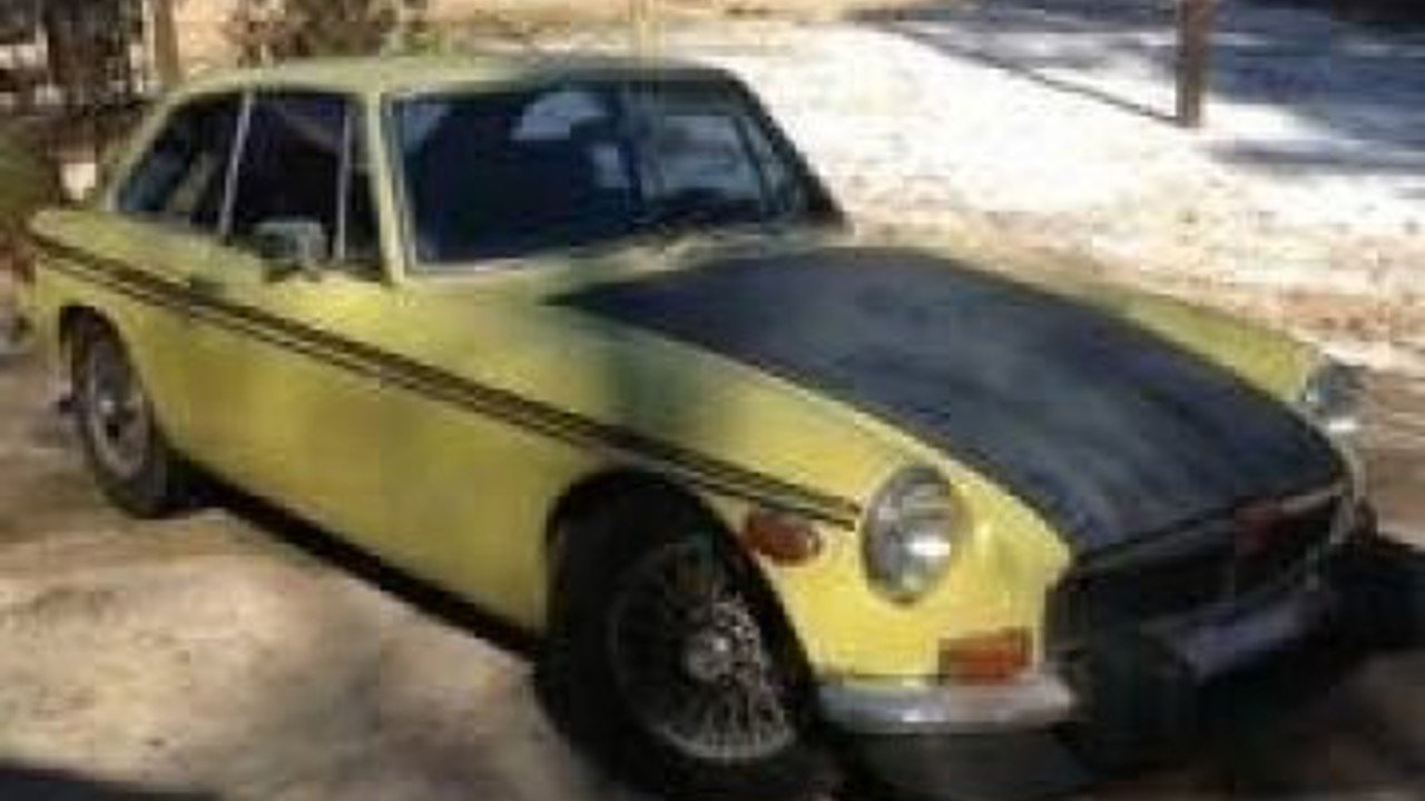 1974 MG MGB for sale 100829271