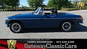 1974 MG MGB for sale 100863681