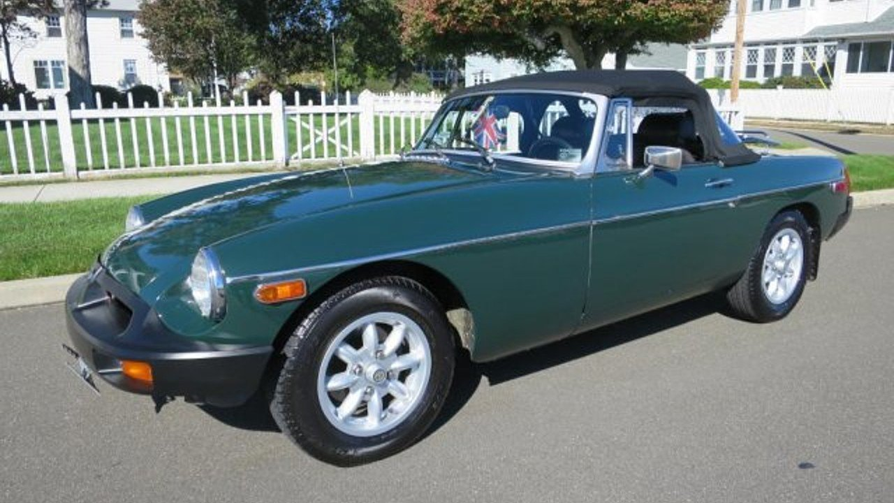 1974 MG MGB for sale near Milford, Connecticut 06460 - Classics on ...
