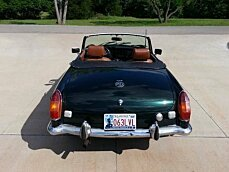 1974 MG MGB for sale 100829200