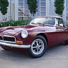 1974 MG MGB for sale 100847003