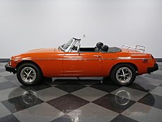 1974 MG MGB for sale 100883938