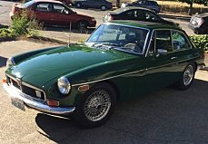 1974 MG MGB for sale 100910807