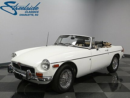 1974 MG MGB for sale 100923161
