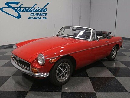 1974 MG MGB for sale 100945671