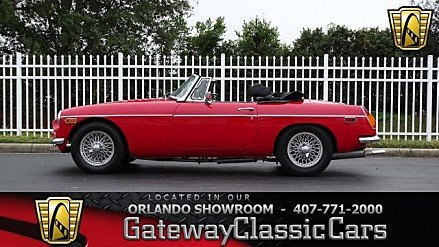 1974 MG MGB for sale 100949529