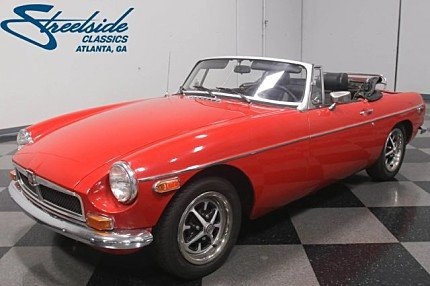 1974 MG MGB for sale 100957379