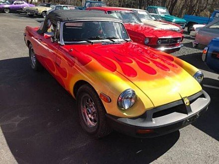 1974 MG MGB for sale 100966843