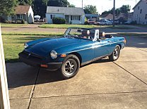 1974 MG MGB for sale 101005027