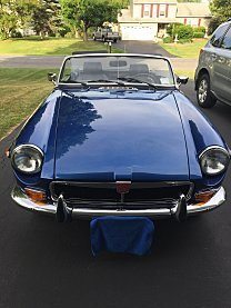 1974 MG MGB for sale 101018556
