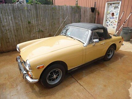 1974 MG Midget for sale 100749745