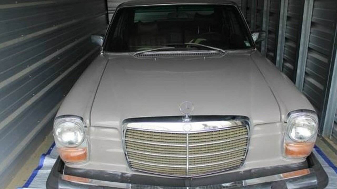1974 Mercedes-Benz 240D for sale 100992686