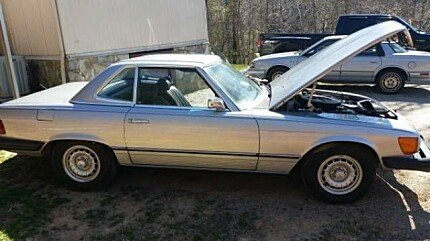 1974 Mercedes-Benz 450SL for sale 100829250