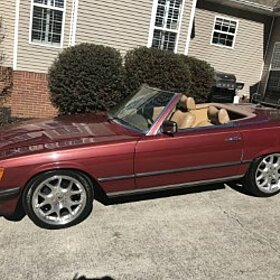 1974 Mercedes-Benz 450SL for sale 100848578