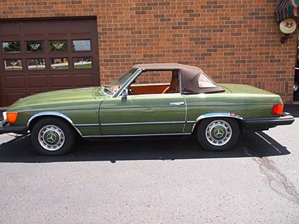1974 Mercedes-Benz 450SL for sale 100779835
