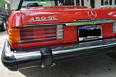 1974 Mercedes-Benz 450SL for sale 100852097