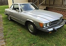 1974 Mercedes-Benz 450SL for sale 100922915
