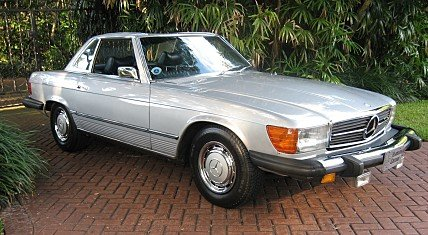 1974 Mercedes-Benz 450SL for sale 101031177