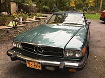 1974 Mercedes-Benz 450SL for sale 101050057