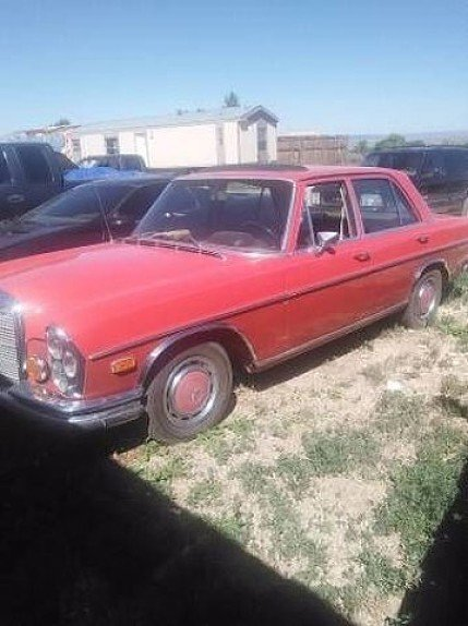 1974 Mercedes-Benz Other Mercedes-Benz Models for sale 100829500