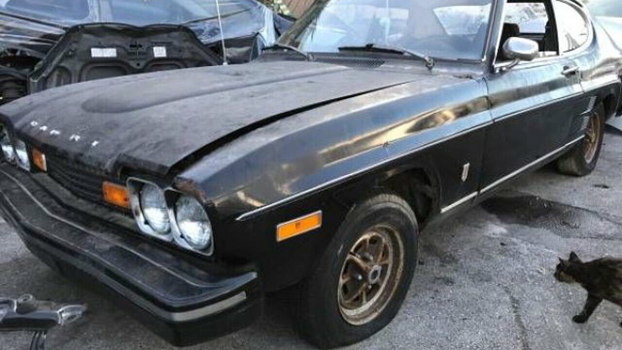 1974 Mercury Capri for sale 100855703