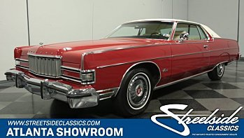 1974 Mercury Marquis for sale 100976050