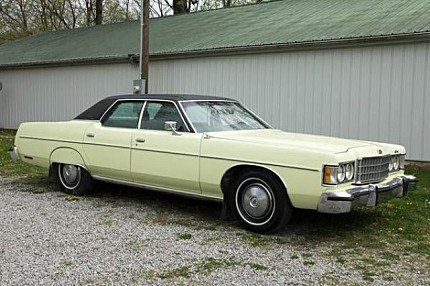 1974 Mercury Monterey for sale 100829411