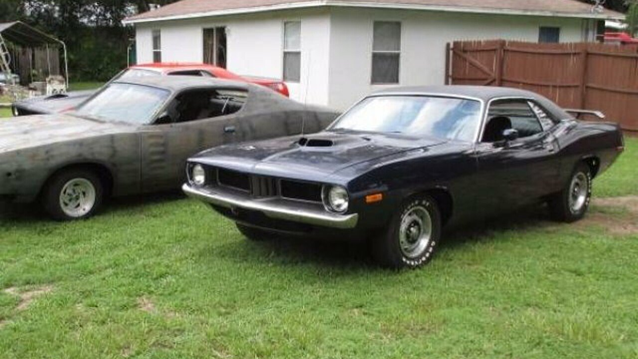1974 Plymouth Barracuda for sale near Cadillac, Michigan 49601 ...