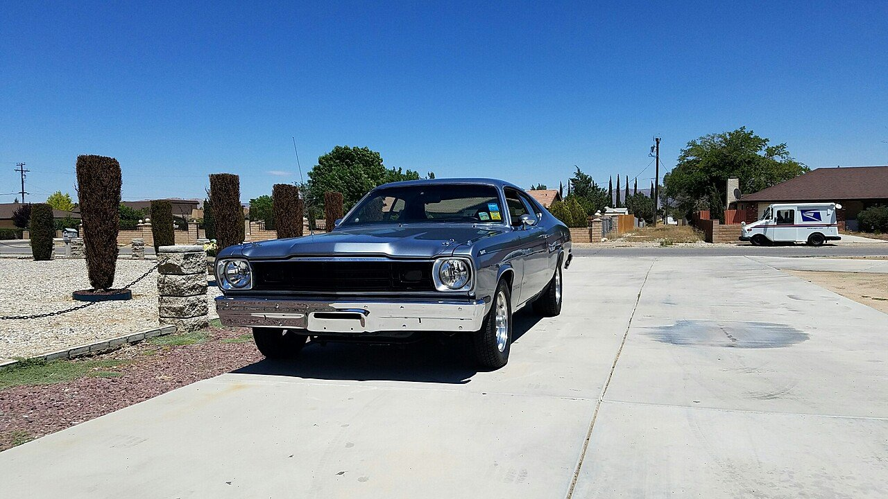 Plymouth Duster Classics for Sale near Los Angeles, California ...